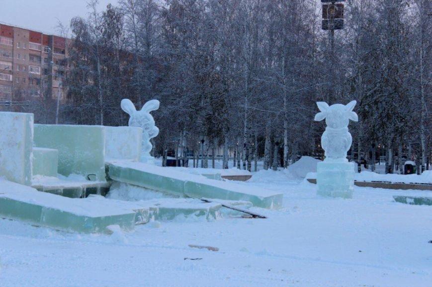 «Ёлочка, гори!» Площадь Нефтяников приглашает в сказку, фото-6