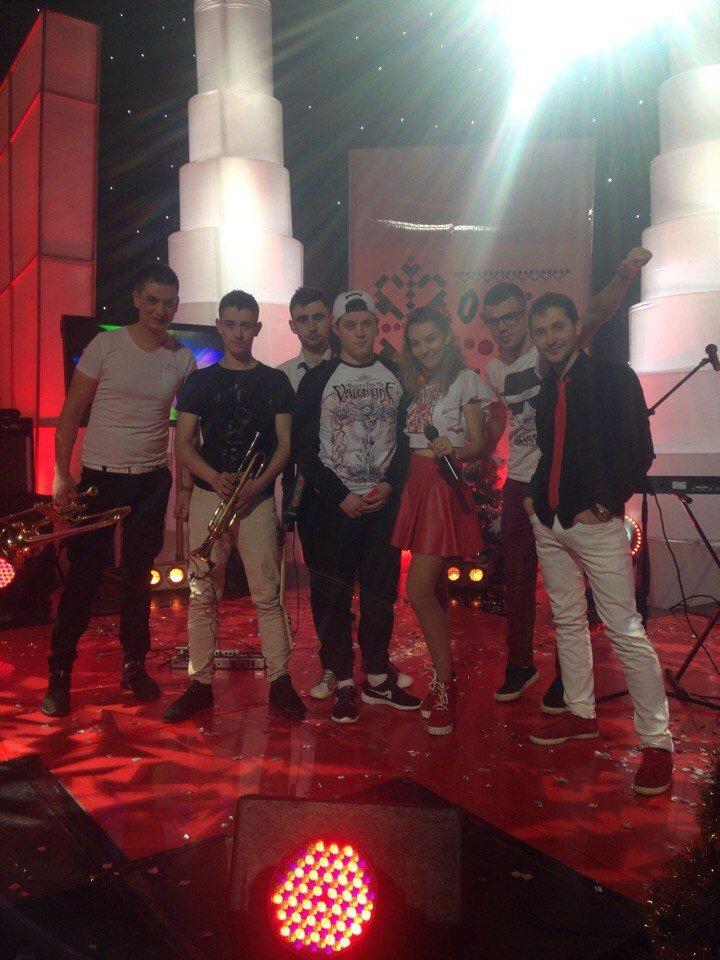 """Гурт «Re-MIX» отримав нагороду """"Пісня року 2016"""", фото-2"""