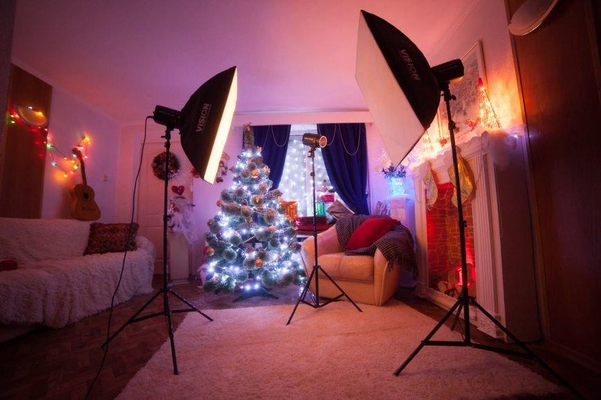 Не пропусти АКЦИЮ в лучшей новогодней студии г. Мариуполя, фото-12