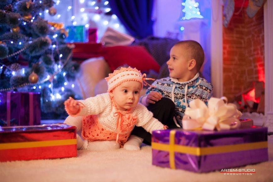 Не пропусти АКЦИЮ в лучшей новогодней студии г. Мариуполя, фото-6