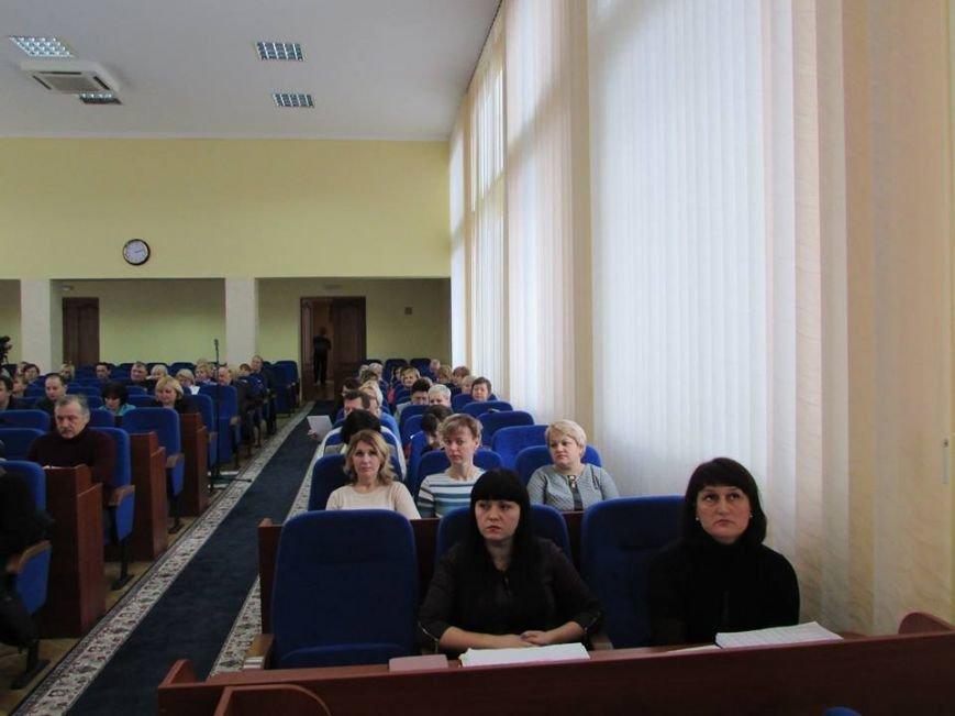 У Новограді-Волинському відбулося обговорення проекту міського бюджету на 2017 рік, фото-5