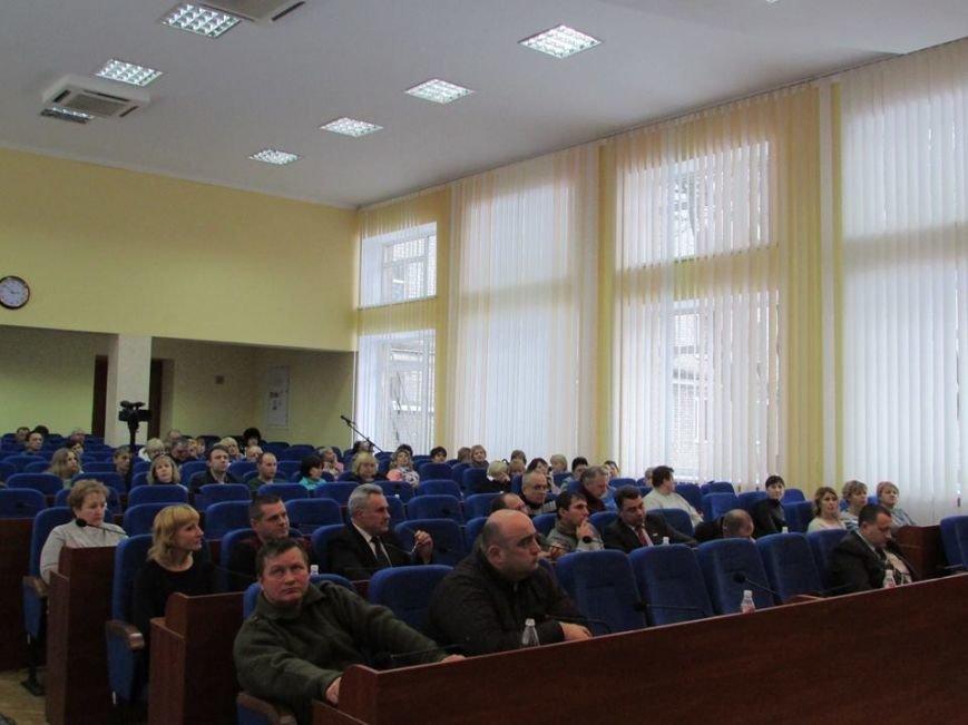 У Новограді-Волинському відбулося обговорення проекту міського бюджету на 2017 рік, фото-3