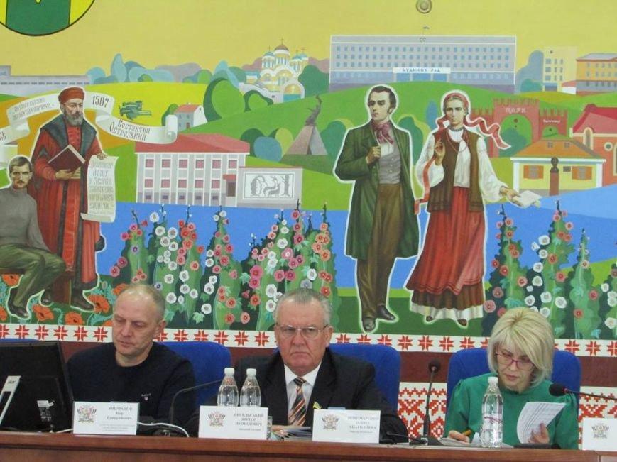 У Новограді-Волинському відбулося обговорення проекту міського бюджету на 2017 рік, фото-2