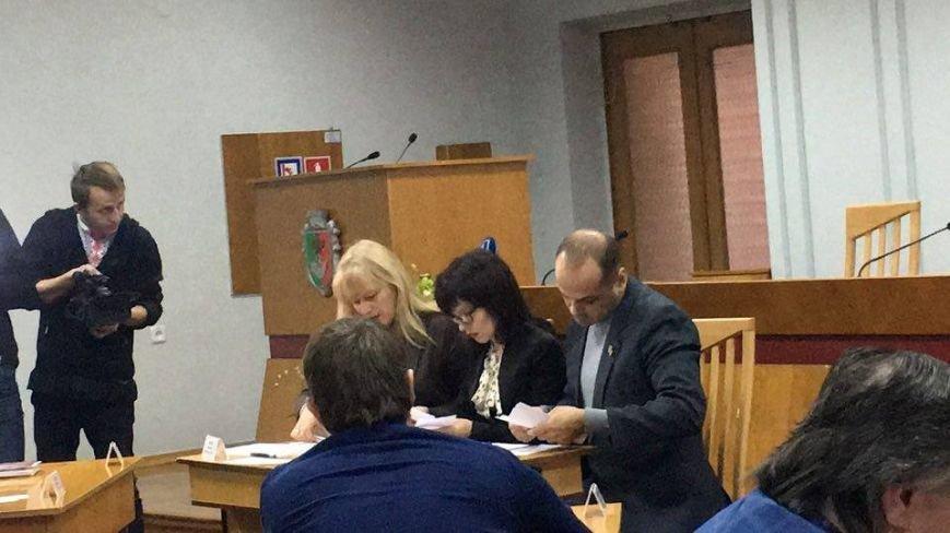 Большинство депутатов Криворожского горсовета решили - стоимость проезда надо повышать (ФОТО), фото-6
