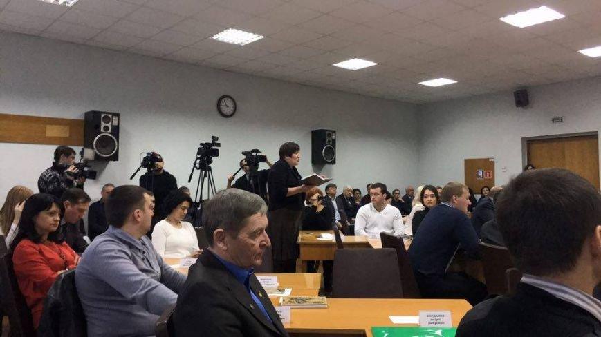 Большинство депутатов Криворожского горсовета решили - стоимость проезда надо повышать (ФОТО), фото-5
