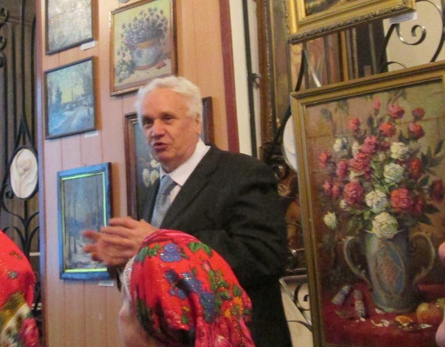 В Каменском почтили память поэта-диссидента Владимира Сиренко, фото-5