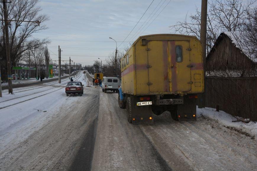 Ремонт газопровода в Романково завершился, фото-1