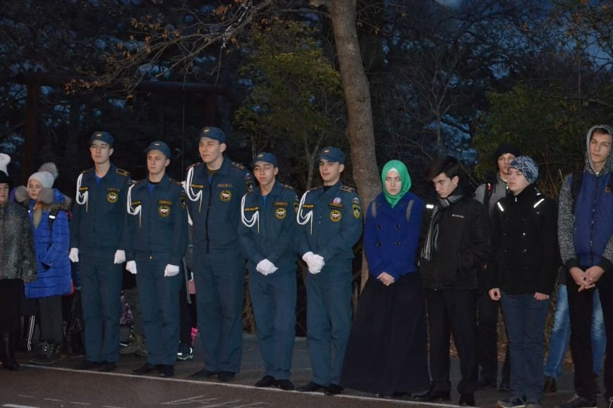 В Кореизской средней общеобразовательной школе отметили День Героев Отечества, фото-1