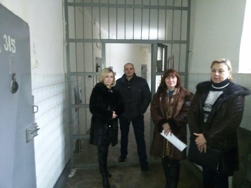 «На пути к европейскому будущему»: в Криворожском СИЗО провели экскурсию  (ФОТО), фото-3