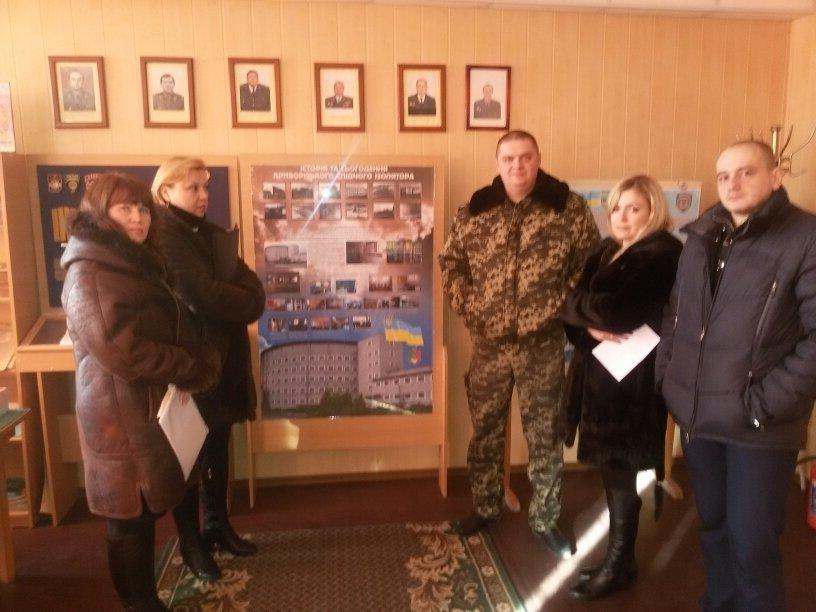 «На пути к европейскому будущему»: в Криворожском СИЗО провели экскурсию  (ФОТО), фото-6