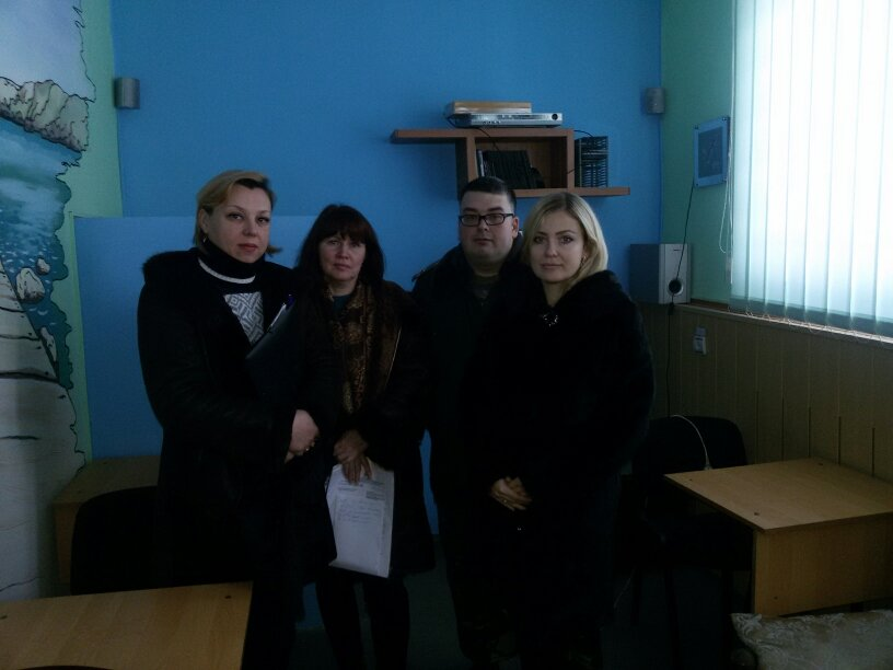 «На пути к европейскому будущему»: в Криворожском СИЗО провели экскурсию  (ФОТО), фото-2