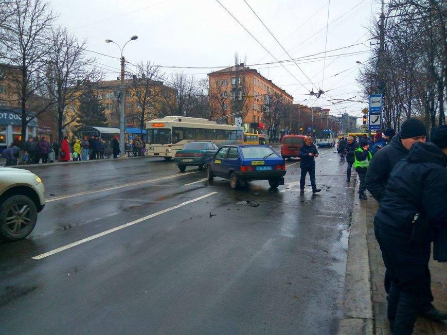 В Мариуполе сразу 5 автомобилей попали в аварию на пр. Мира (ФОТО+ВИДЕО), фото-6