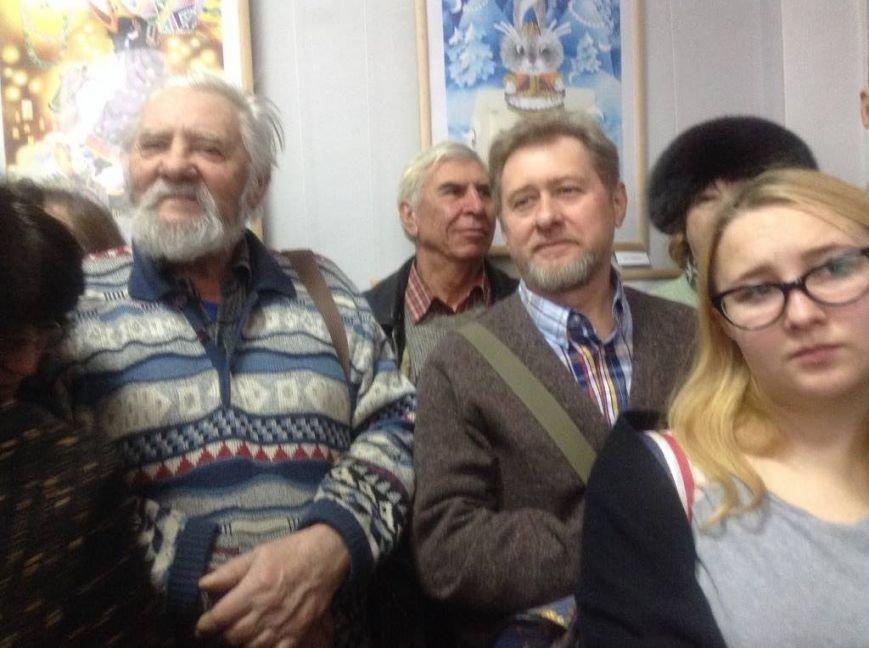 В художественном музее Мариуполя прошла выставка иллюстратора детских книг Виктории Ковальчук (ФОТО), фото-7