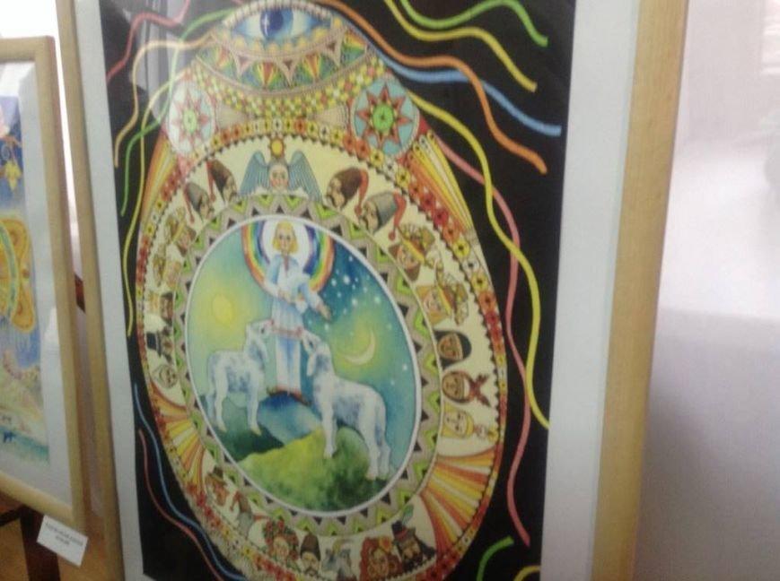В художественном музее Мариуполя прошла выставка иллюстратора детских книг Виктории Ковальчук (ФОТО), фото-14