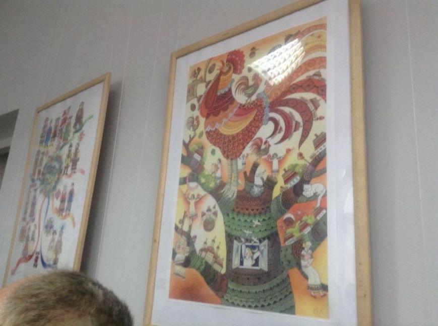 В художественном музее Мариуполя прошла выставка иллюстратора детских книг Виктории Ковальчук (ФОТО), фото-5