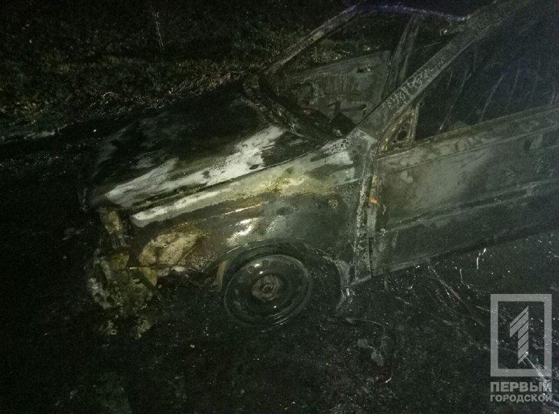 """В Кривом Роге на ходу загорелся """"Chevrolet Lacetti"""" (ФОТО), фото-3"""