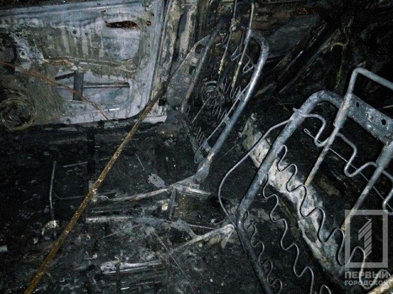 """В Кривом Роге на ходу загорелся """"Chevrolet Lacetti"""" (ФОТО), фото-2"""