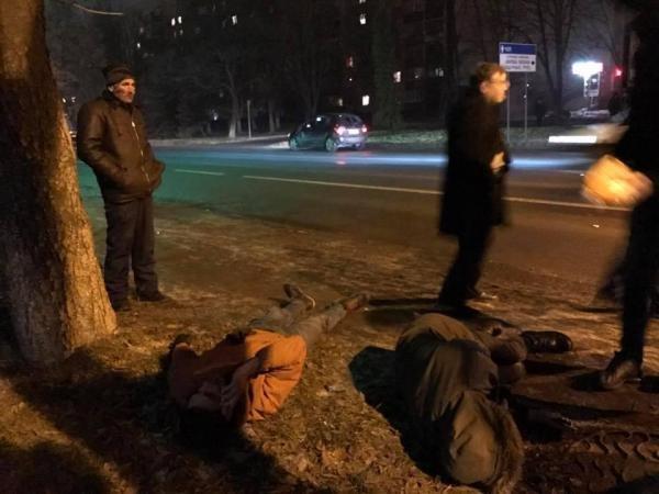 Співробітника СБУ, який вчора у п'яному стані збив людей, відсторонили від роботи, фото-1