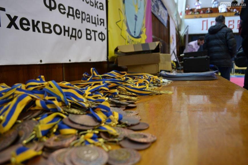 Чемпионат области по тхэквондо состоялся в Каменском, фото-3