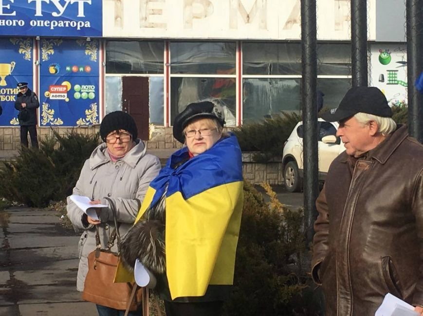 Кривбасс поет: Лента за лентою набої подавай, вкраїнський повстанче в бою не відступай (ФОТО), фото-2