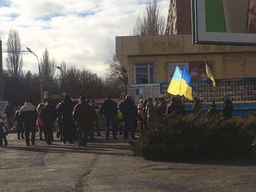 Кривбасс поет: Лента за лентою набої подавай, вкраїнський повстанче в бою не відступай (ФОТО), фото-5