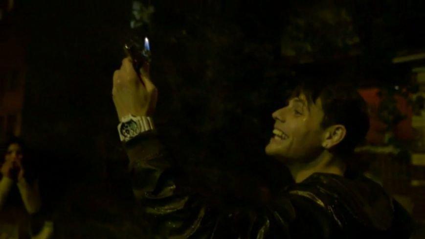 Мелитополец облился бензином и хотел сгореть из-за любви (фото, видео), фото-2