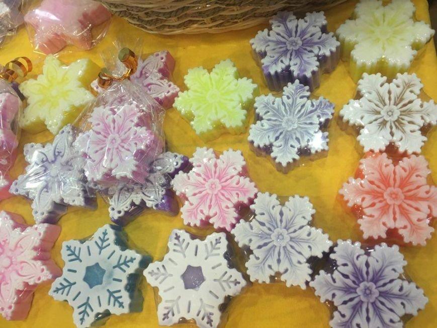 Криворожские мастера приготовили новогодние сувениры на любой вкус (ФОТО), фото-20