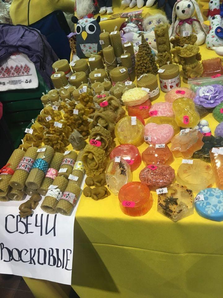 Криворожские мастера приготовили новогодние сувениры на любой вкус (ФОТО), фото-8