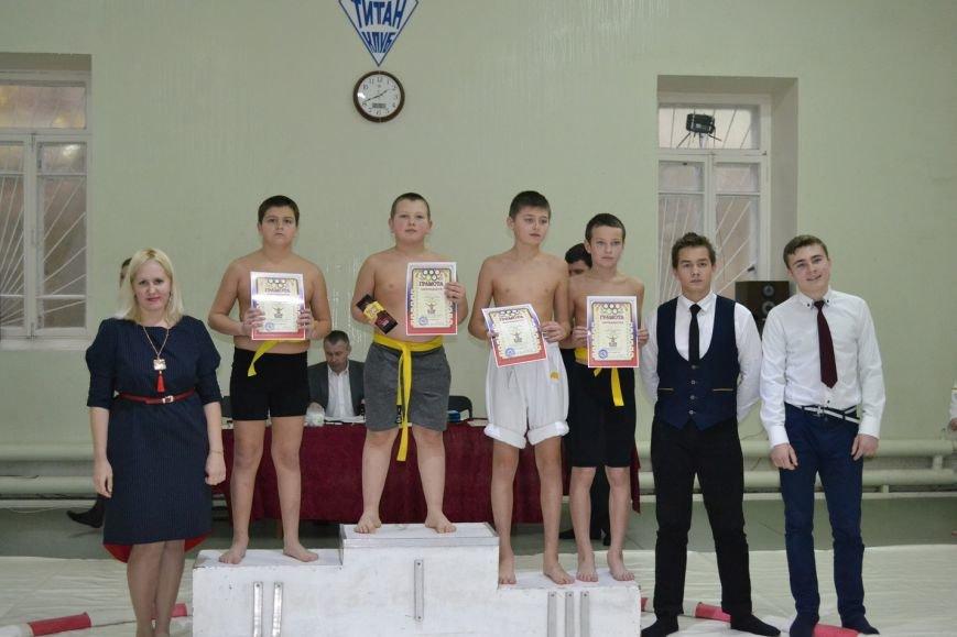 Детско-юношеский спортивный клуб «ТИТАН» отметил 36-ю годовщину своего создания, фото-2