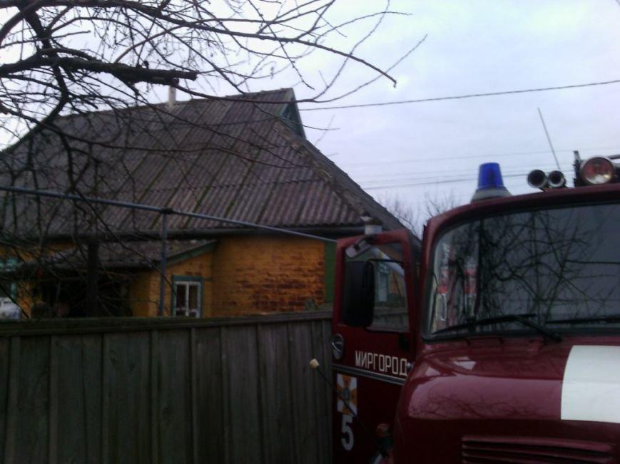 На Полтавщине во время пожара погибла 82-летняя женщина, фото-1