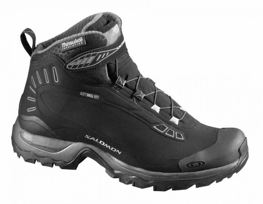 Технологические особенности зимней спортивной обуви, фото-1
