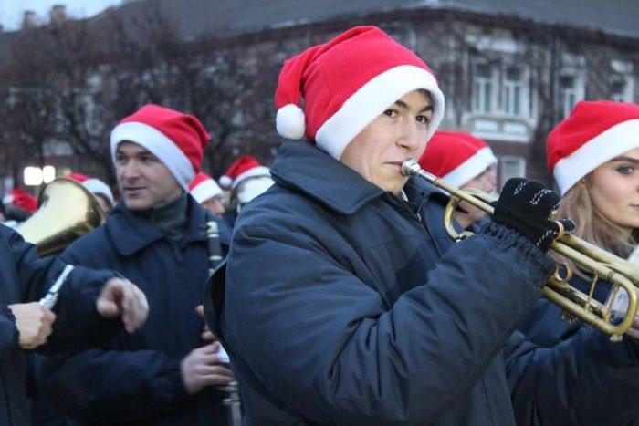 Як у Тернополі відзначили День Помічника Миколая? (фото, відео), фото-2