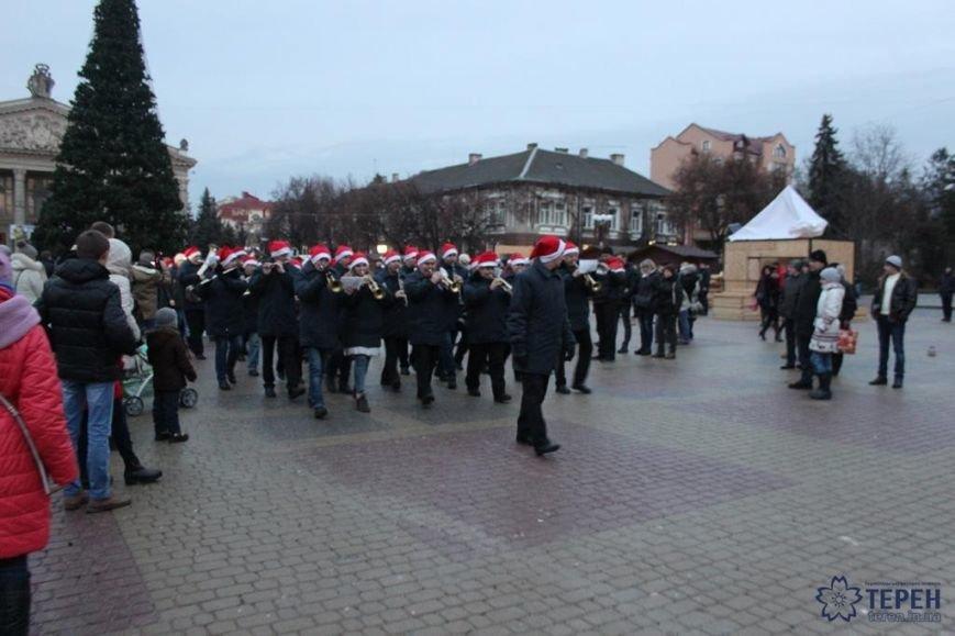 Як у Тернополі відзначили День Помічника Миколая? (фото, відео), фото-1