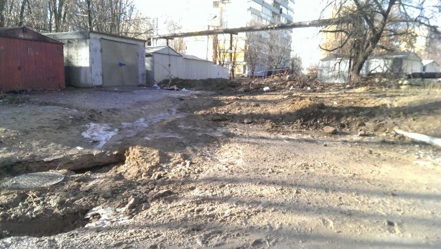 В Днепре ж/м Тополь-2 превратился в болото (ФОТОФАКТ), фото-5