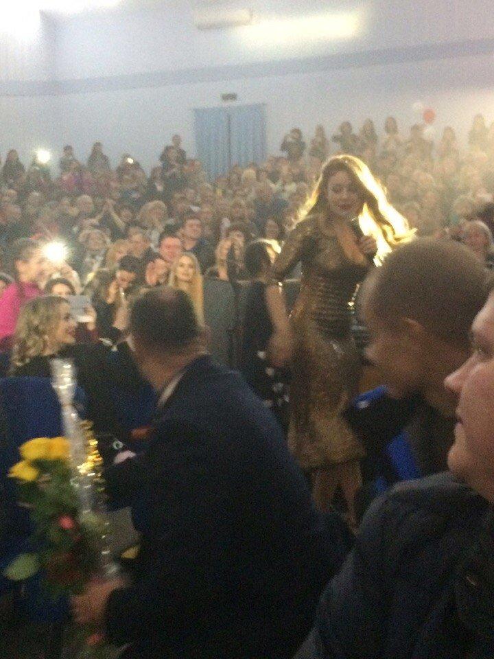 Как отреагировали соцсети на визит Тины Кароль в Мелитополь (фото, видео), фото-7