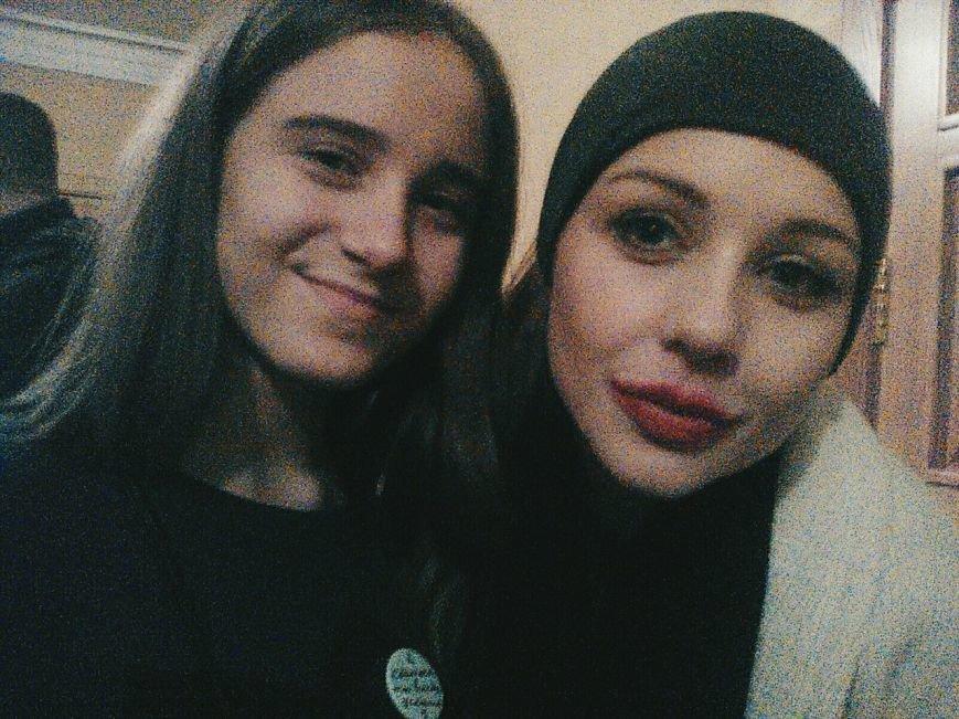 Как отреагировали соцсети на визит Тины Кароль в Мелитополь (фото, видео), фото-8