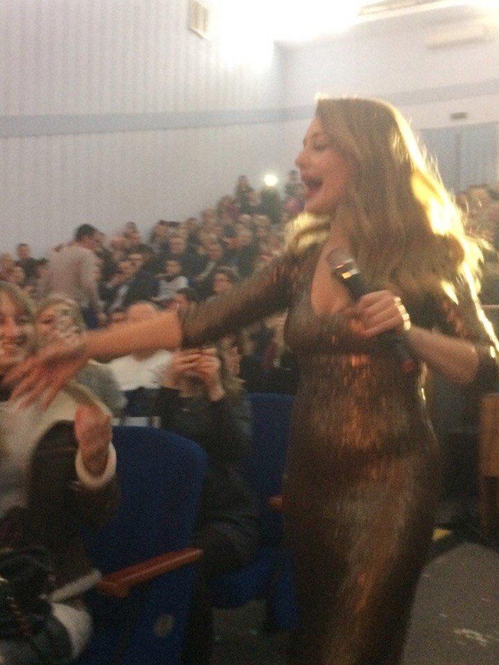 Как отреагировали соцсети на визит Тины Кароль в Мелитополь (фото, видео), фото-2