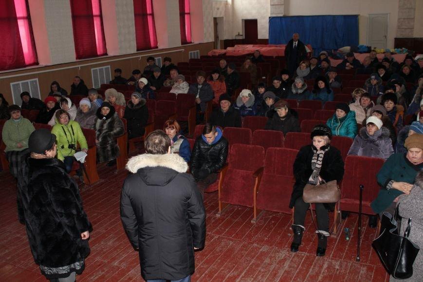 Запугивания в Малиновке и единогласное решение в Песчаном, фото-2