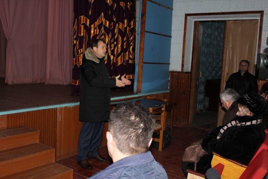 Запугивания в Малиновке и единогласное решение в Песчаном, фото-4