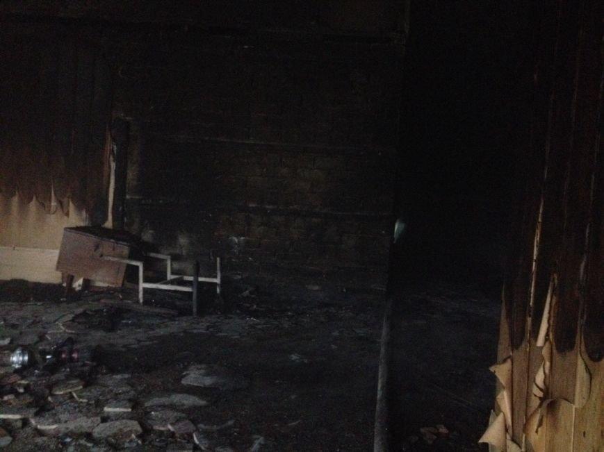 Огонь уничтожил в криворожском ВУЗе дорогостоящее кухонное оборудование (ФОТО), фото-5