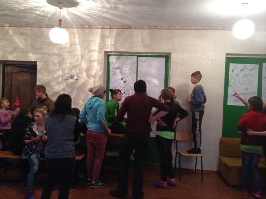 Доброта в моде: волонтеры устроили праздник для детей из интерната (фото), фото-2