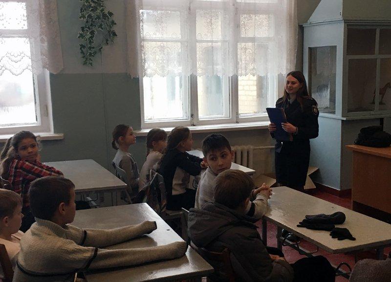Правоохранители рассказали Добропольским школьникам о вреде наркотиков, фото-2