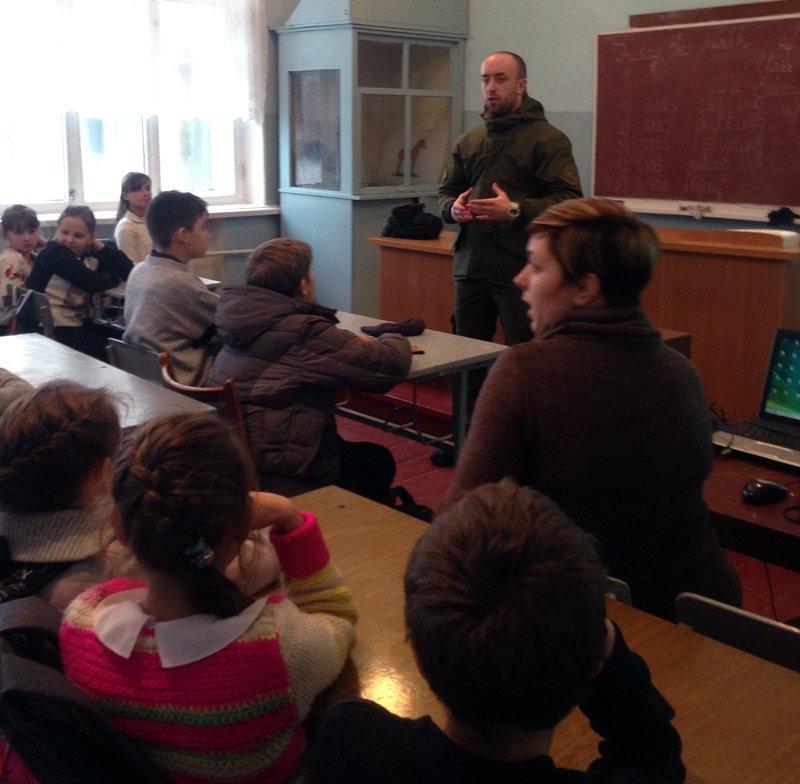 Правоохранители рассказали Добропольским школьникам о вреде наркотиков, фото-3
