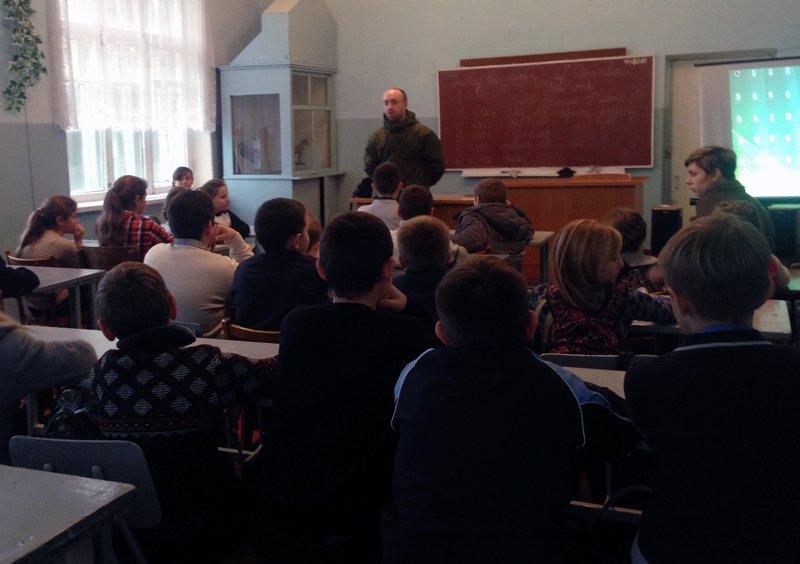 Правоохранители рассказали Добропольским школьникам о вреде наркотиков, фото-4