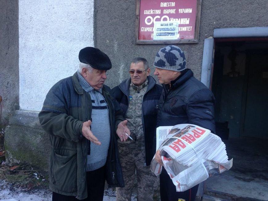 Депутат Пригеба нашел свое призвание на рынке (фото), фото-1