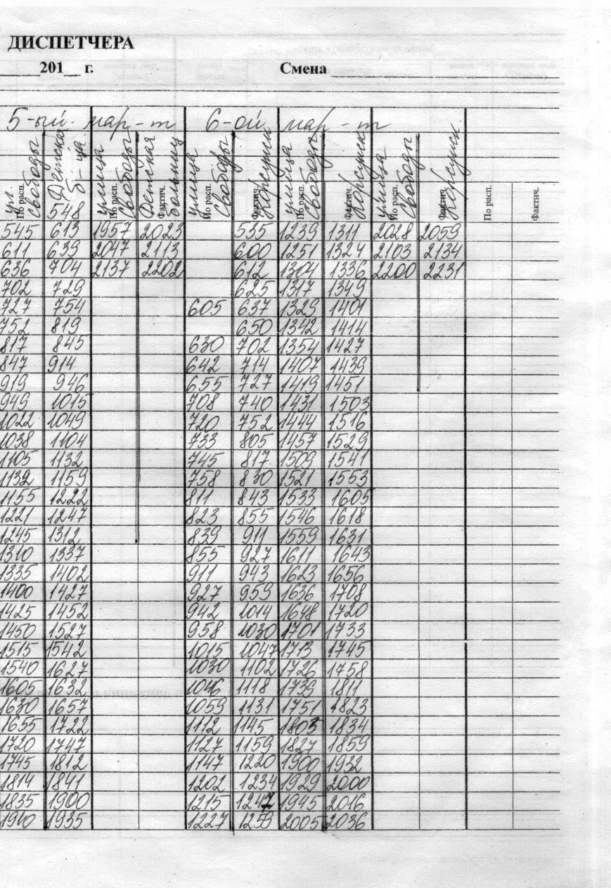 Троллейбусное управление опубликовало расписание электротранспорта, фото-3