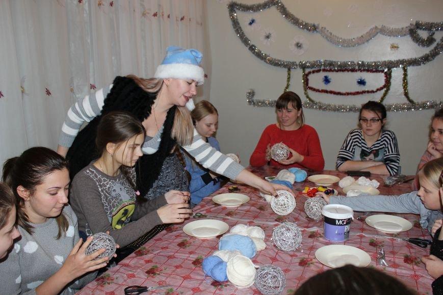 В педучилище Покровска начала работу резиденция Святого Николая, фото-2