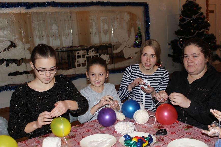 В педучилище Покровска начала работу резиденция Святого Николая, фото-4