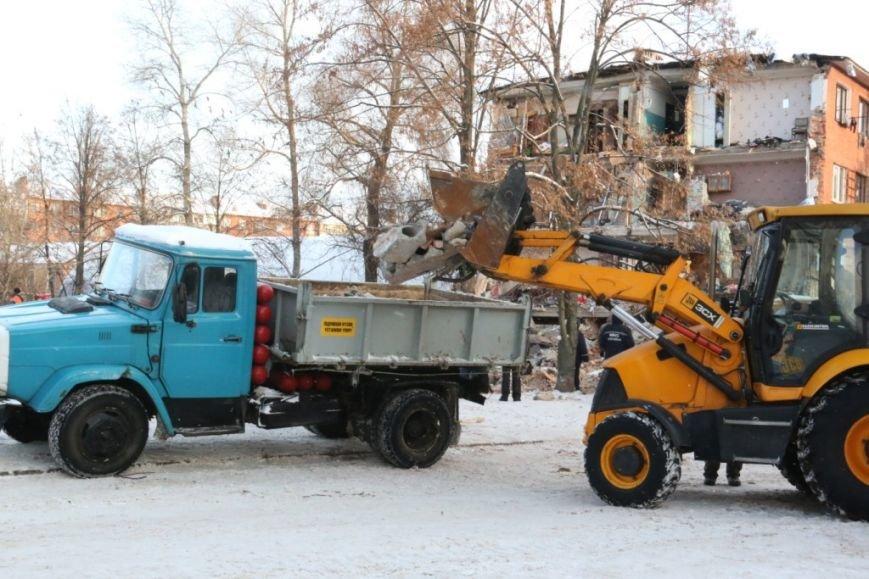 В Чернигове рухнуло общежитие (обновляется), фото-21