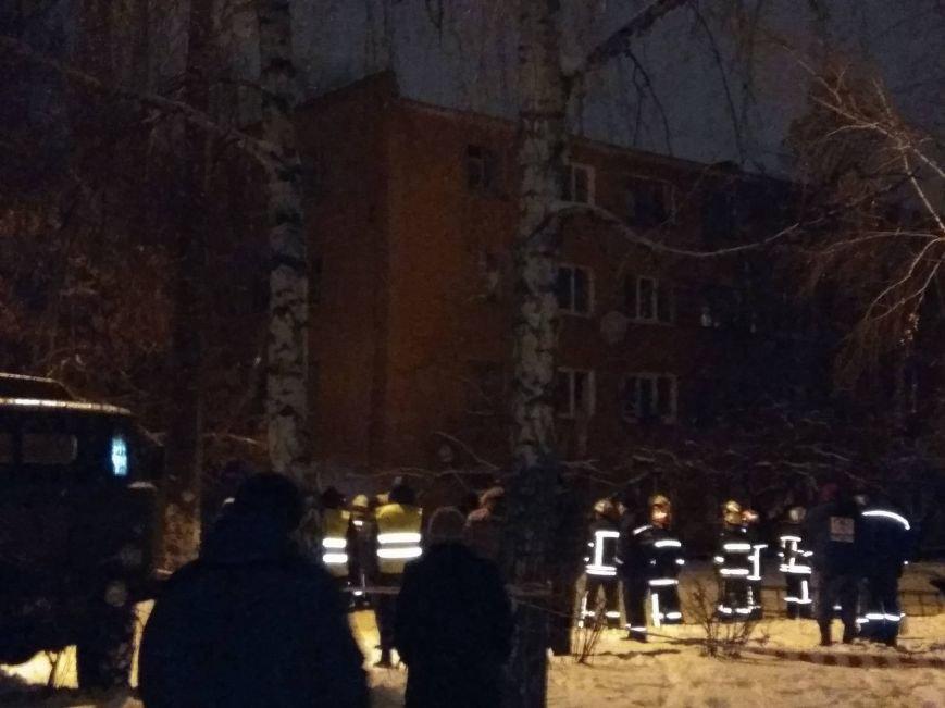 В Чернигове рухнуло общежитие (обновляется), фото-14